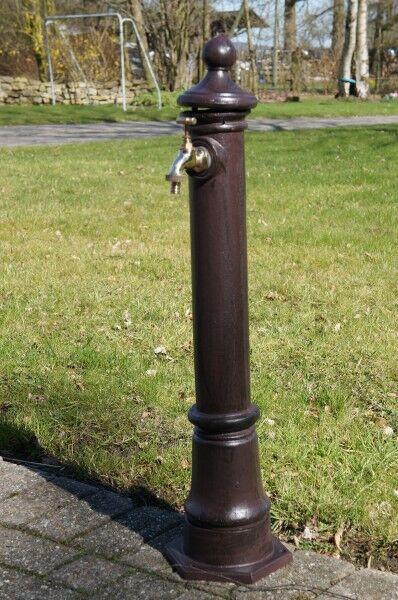 Wassersäule , Wasserstelle , Wasserhahn , Gartenbrunnen, Brunnen